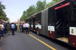شهروندان تخلفات اخذ وجه نقد در ایستگاه بیآرتی را گزارش دهند