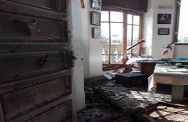 اسناد تاریخی آیت الله کاشانی و دکتر مصدق در آتش سوزی حسن آباد سوختند