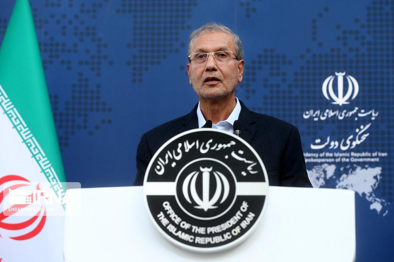پایان تیتر: علی ربیعی سخنگوی دولت