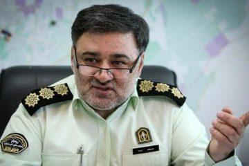 پراید قاچاقچیان تریاک به تهران نرسید
