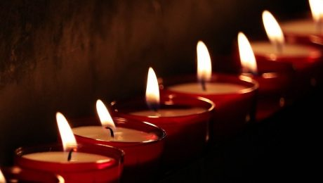 پایان تیتر: شمع