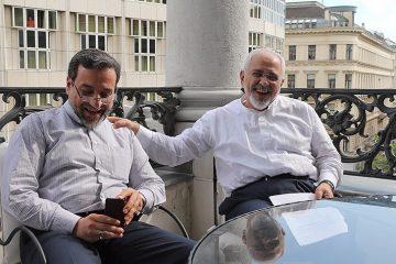 دیپلماتهای ایرانی در ماراتن مسکو و پاریس