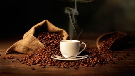 پایان تیتر: قهوه