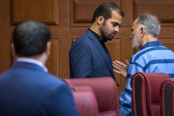 شرط مسعود استاد برای گذشت از قصاص نجفی