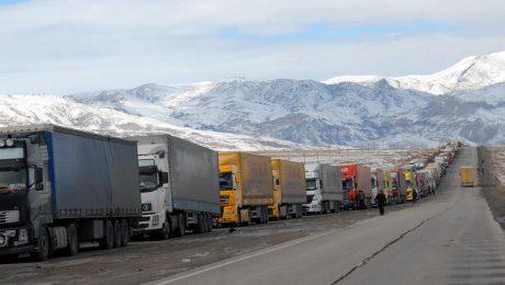 پایان تیتر: کامیون