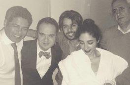گلشیفته فراهانی ازدواج کرد + عکس