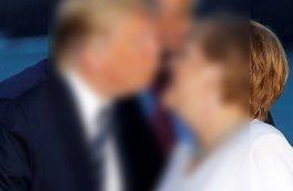 بوسه های جنجالی در اجلاس سران ! + عکس
