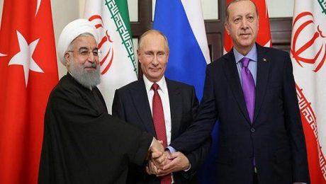 پایان تیتر: روحانی و اردوغان و پوتین
