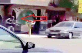 سحر نقش پرستو در باند تبهکاران مسلح تهران را داشت / ۲ نقابدار با وینچستر جولان دادند+ تصاویر
