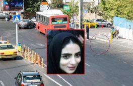 ناگفته های شاهدان عینی لحظه سوختن سحر خدایاری + عکس محل خودسوزی