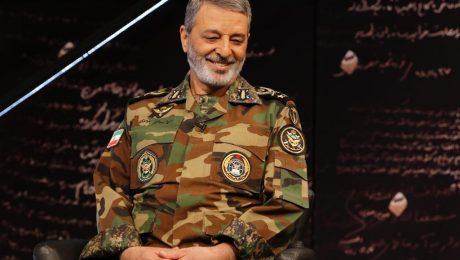 پایان تیتر: سرلشکر موسوی فرمانده کل ارتش