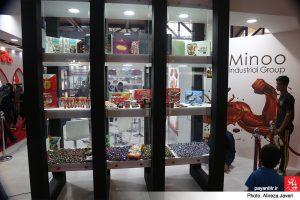 پایان تیتر: هجدهمین نمایشگاه شیرینی و شکلات