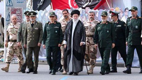 پایان تیتر: رهبرانقلاب در دانشگاه امام حسین ع