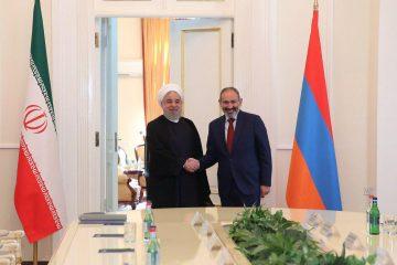 اتصال خلیج فارس به دریای سیاه میتواند جهشی در مناسبات ایران و ارمنستان ایجاد کند