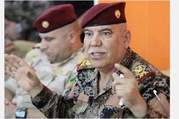 جستجو برای دستگیری یک تکتیرانداز قاتل در بغداد