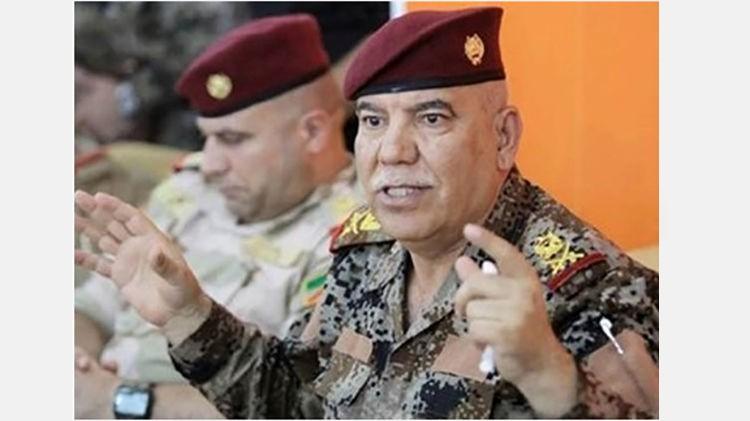 پایان تیتر: فرمانده عملیات بغداد
