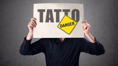 پایان تیتر: تاتو
