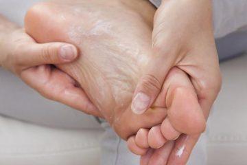 درمان خانگی ترک پاشنه