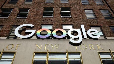 پایان تیتر: گوگل google