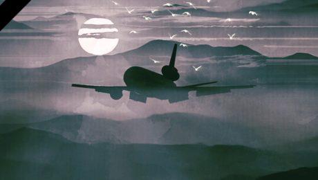 پایان تیتر: تسلیت سقوط هواپیما