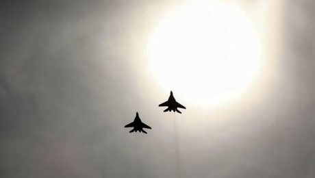 پایان تیتر: جنگنده ایرانی
