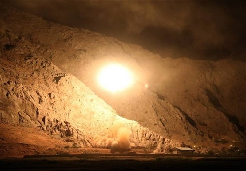 پایان تیتر: حمله موشکی