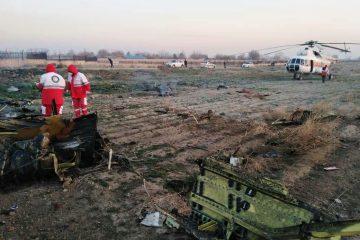 هنوز هیچ جسدی در سقوط هواپیمای اوکراین شناسایی نشده است!