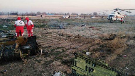 پایان تیتر: سقوط هواپیمای اوکراینی