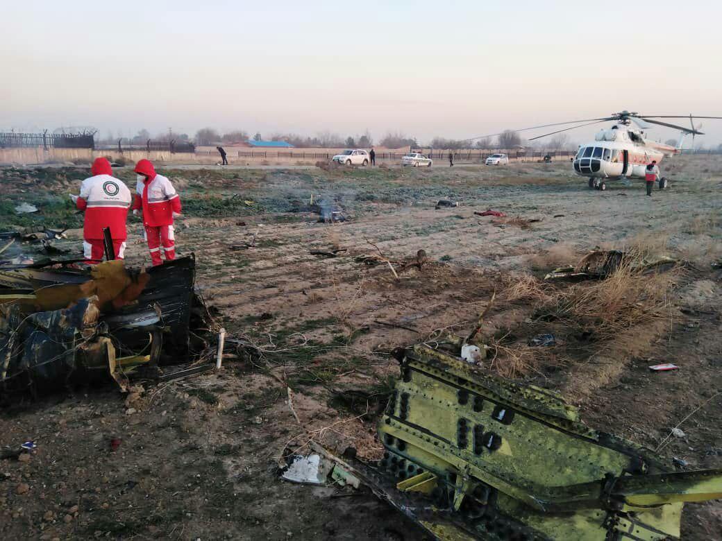 عزل و محاکمه ۱۰ فرمانده عالی و میانی در حادثه هواپیمای اوکراینی / دادستان نظامی برای اولین بار اعلام کرد