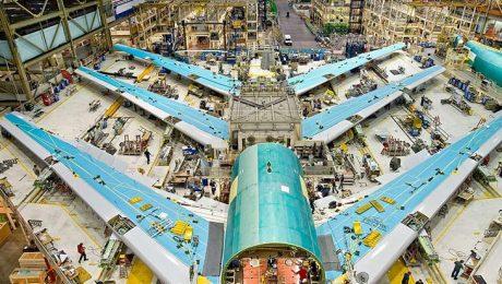 پایان تیتر: هواپیماسازی بوئینگ