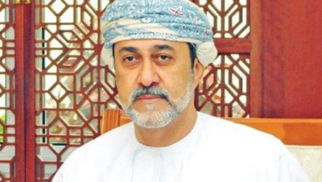 پایان تیتر: هیثم بن طارق آل سعید پادشاه جدید عمان
