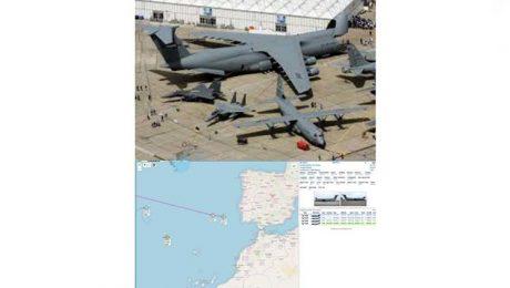 پایان تیتر: هواپیمای نظامی لاکهید