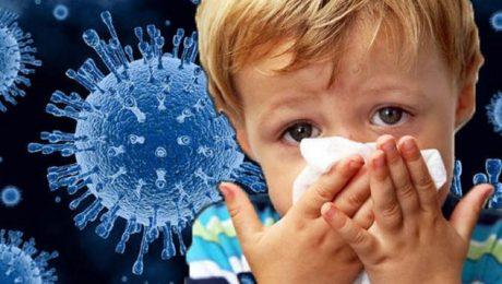 پایان تیتر: پیشگیری کودکان از ویروس کرونا