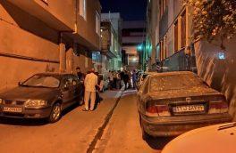 انفجار خیابان کمیل تهران ۶ مصدوم به همراه داشت