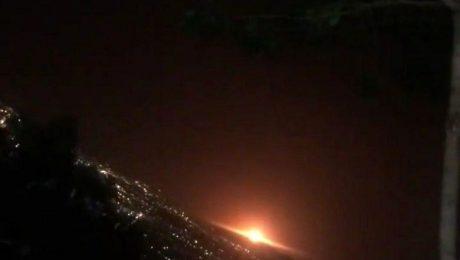 پایان تیتر: انفجار شرق تهران