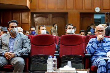 تمام دفاعیات هزاردستان در دومین جلسه دادگاه