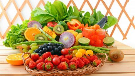 پایان تیتر: میوه و سبزیجات