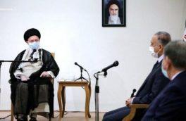 دیدار رهبری با نخست وزیر عراق