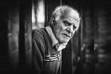 بدرقه پیکر زندهیاد سیروس گرجستانی به خانه ابدی