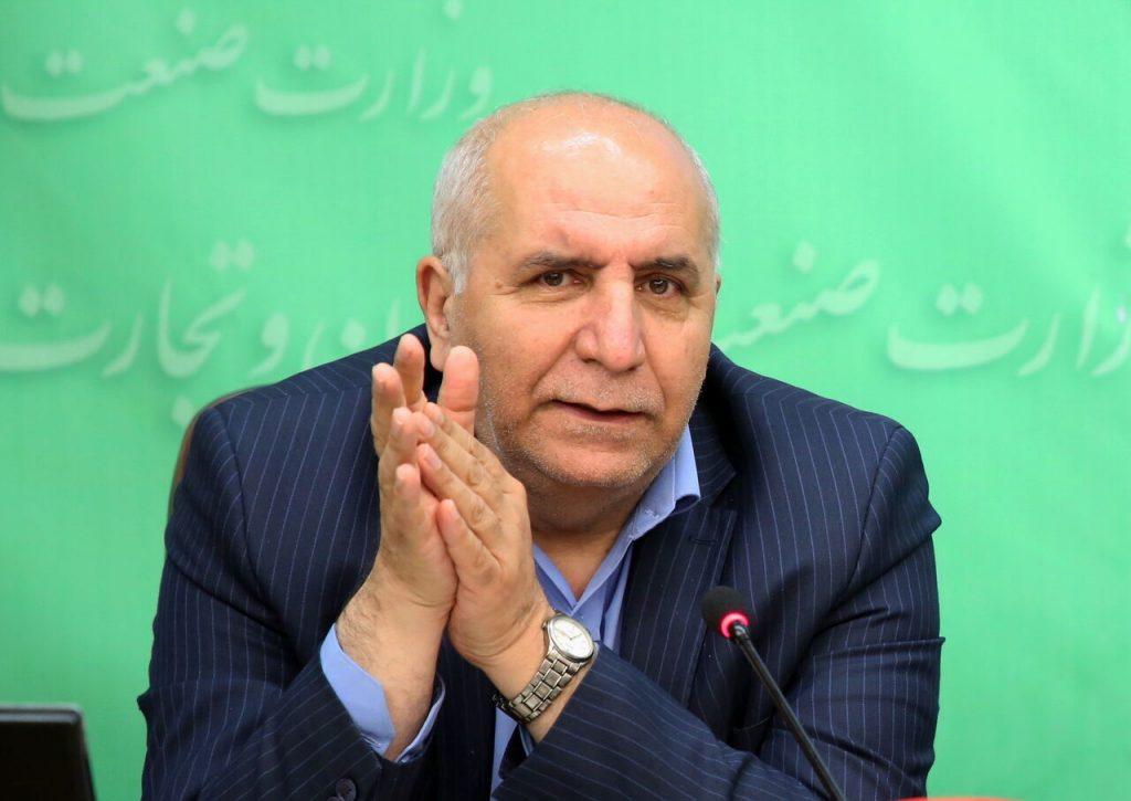 جعفر سرقینی سرپرست وزارت صنعت، معدن و تجارت شد
