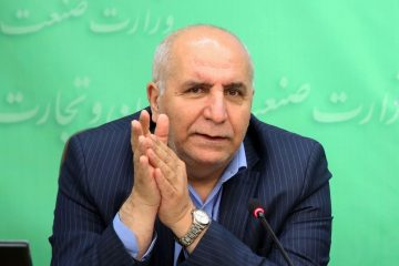 سرپرست وزارت صنعت، معدن و تجارت تعیین شد