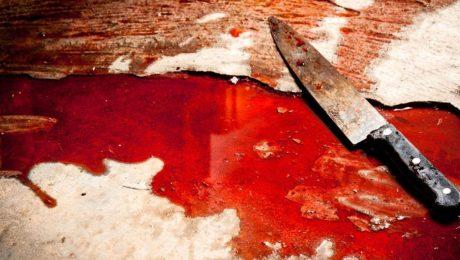پایان تیتر: چاقوی خونین