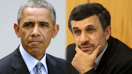پایان تیتر: احمدی نژاد و اوباما