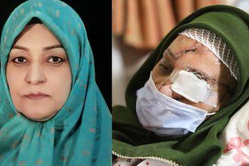 وحشتناکترین اتفاق برای یک زن تهرانی/ تکه پاره شدن اشرف السادات + عکس ۱۶+