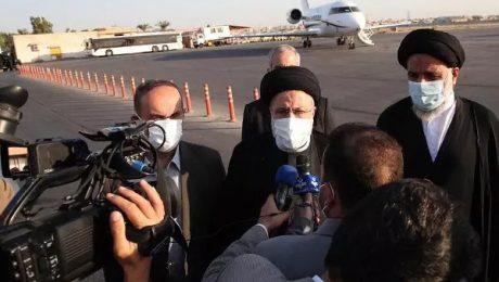 پایان تیتر: رئیسی در خوزستان