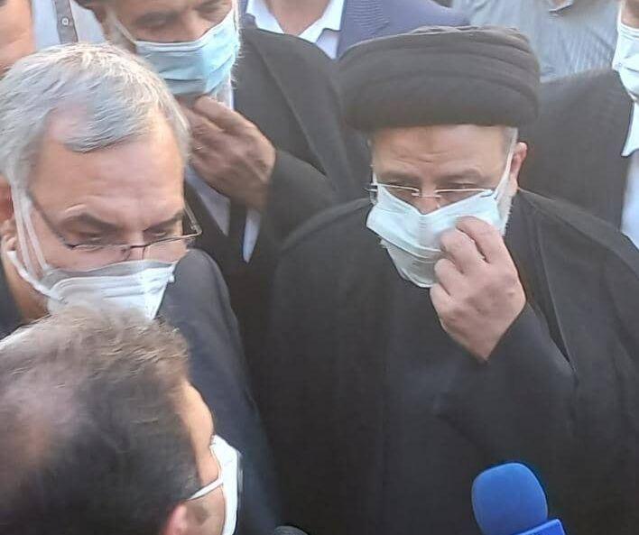 پایان تیتر: سفر استانی رئیسی به خوزستان