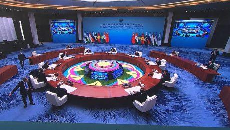 پایان تیتر: اجلاس شانگهای